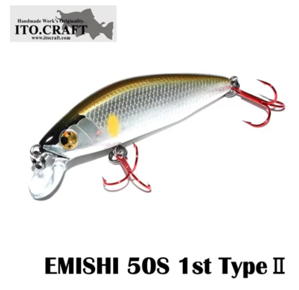 イトウクラフト 蝦夷50S 1st TYPE-Ⅱ