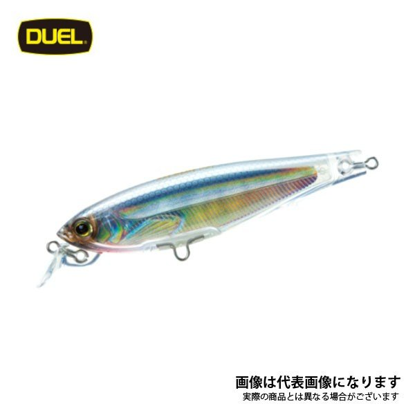 ケイテック Shad Impact 3' 416T Silver Flash Minnow