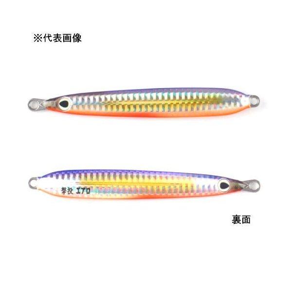 オーナー 撃投ジグ エアロ80g 太刀魚G