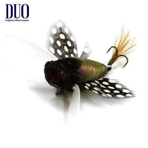 デュオ 真虫 限定フェザー スズメ蜂