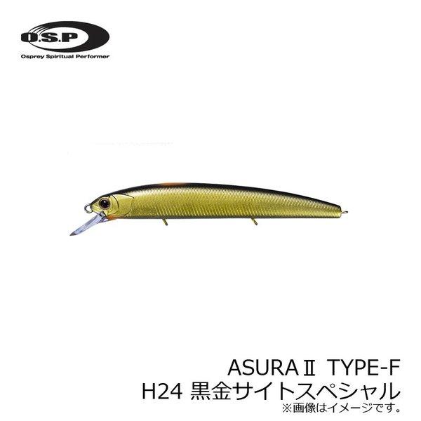 オーエスピー 阿修羅Ⅱ925F 黒金サイトスペシャル