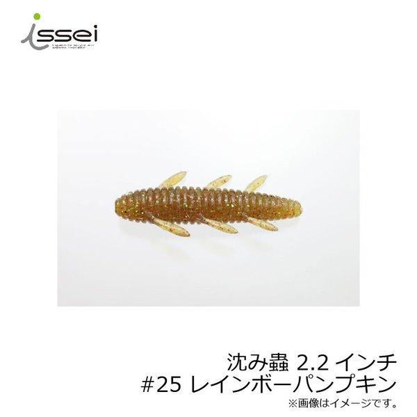 イッセイ 沈み蟲 レインボーパンプキン