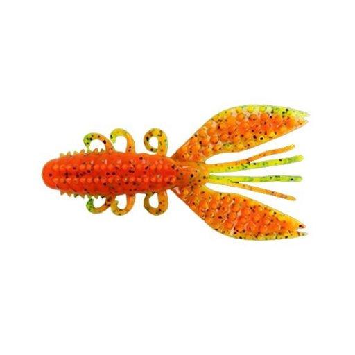 デプス スパイニークロー 3.5インチ ビジブルチャートオレンジ