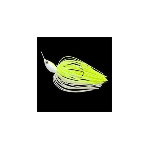 ノリーズ ボルケーノグリッパー 3/8oz ホワイトチャートクリスタル