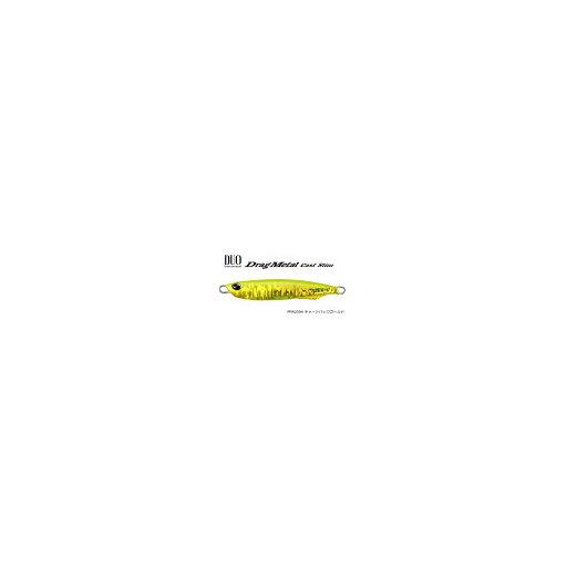 デュオ ドラッグメタルキャストスリム40g チャートバックゴールド