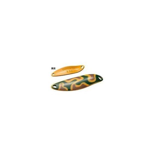 シマノ スリムスイマー3.5g カラシ