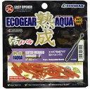 エコギア パワーイソメ 中 赤イソメ