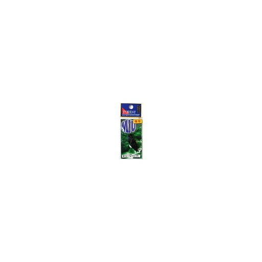 フォレスト MIU 2.2g 自塗り水色パール/黒