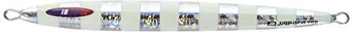 メジャークラフト バーチカルロングスロー300g ゼブラグロー