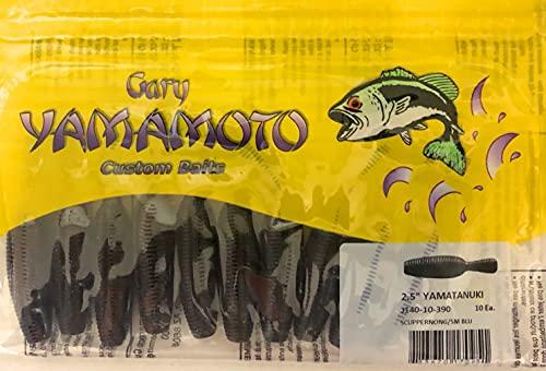 ゲーリーヤマモト ヤマタヌキ  2.5 スカッパノン