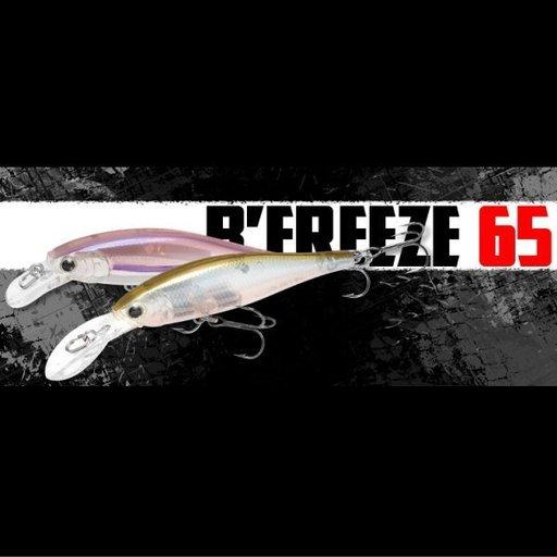 ラッキークラフト B'Freeze 65SP ワカサギ