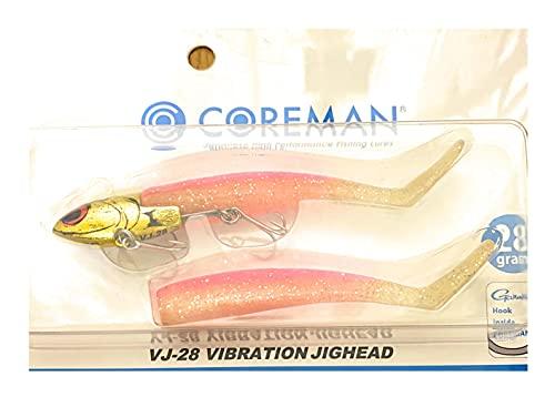 コアマン VJ-28 054 ゴールドヘッド/ゴールドピンク