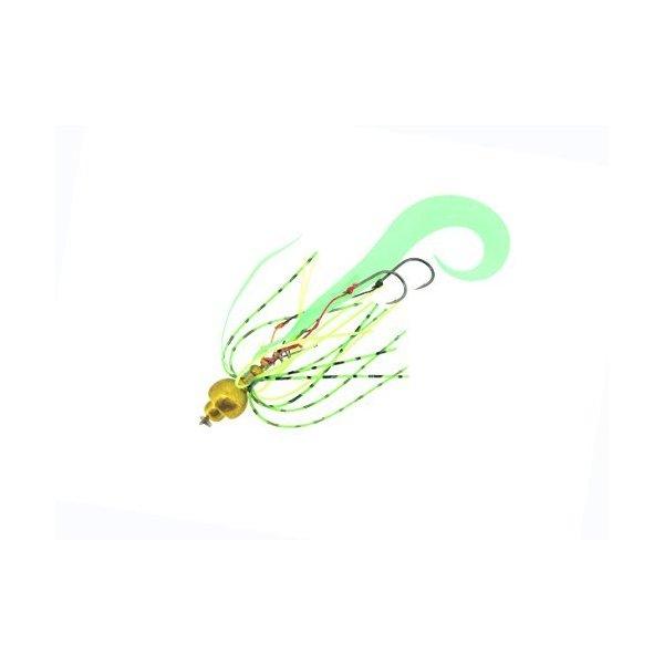 アブガルシア カチカチ玉 グリーン