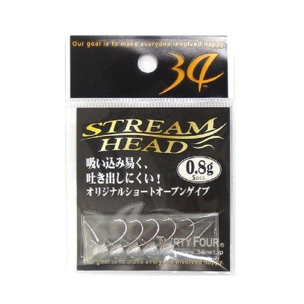 サーティーフォー Stream head    0.8g