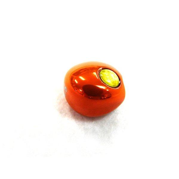 スタート スタート オレンジブラック
