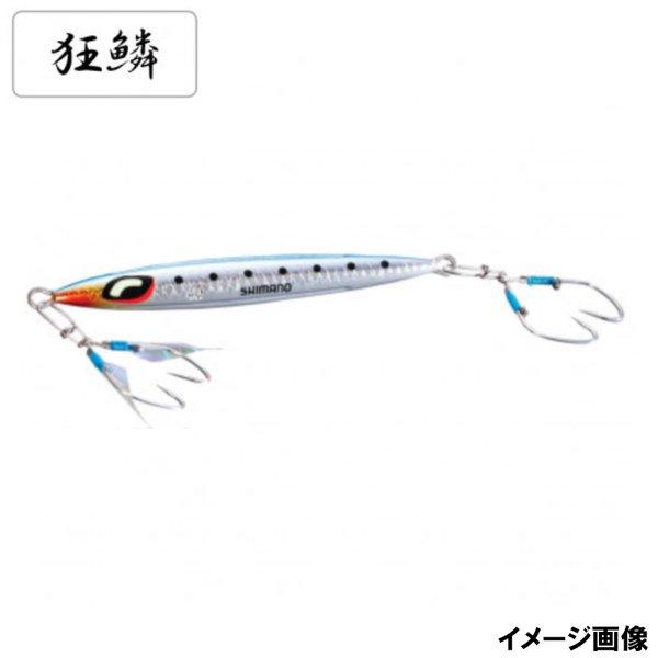 ダイソー メタルジグ40g ゼブラグロー