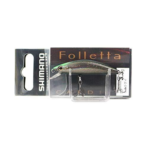 シマノ CARDIFF Folletta 50SS カワムシチャートヘッド