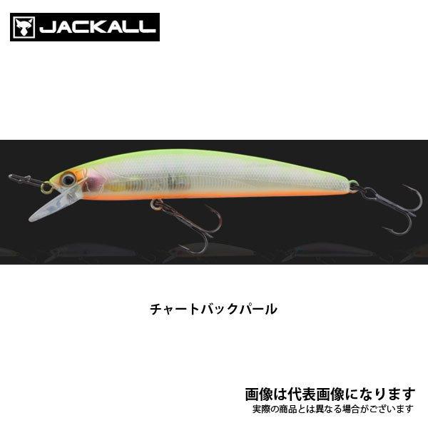 ジャッカル リルビル70F チャート