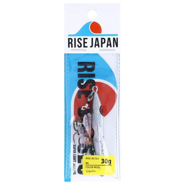 ライズ ジャパン RISE  JIG  SLJ シルバー
