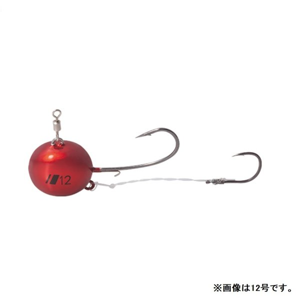 メジャークラフト 鯛の実 赤
