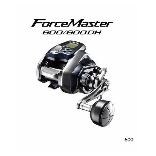 シマノ 18フォースマスター 600