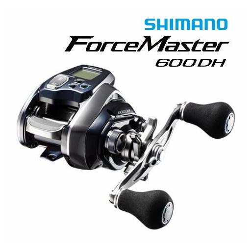 シマノ 18フォースマスター 600DH