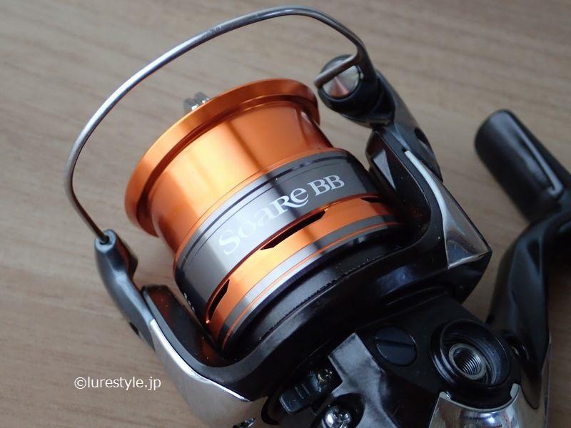 シマノ 13ソアレBB C2000PGSS