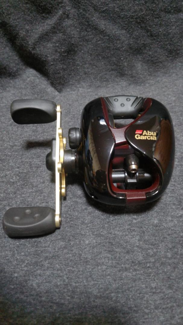 アブガルシア アンバサダー MX200