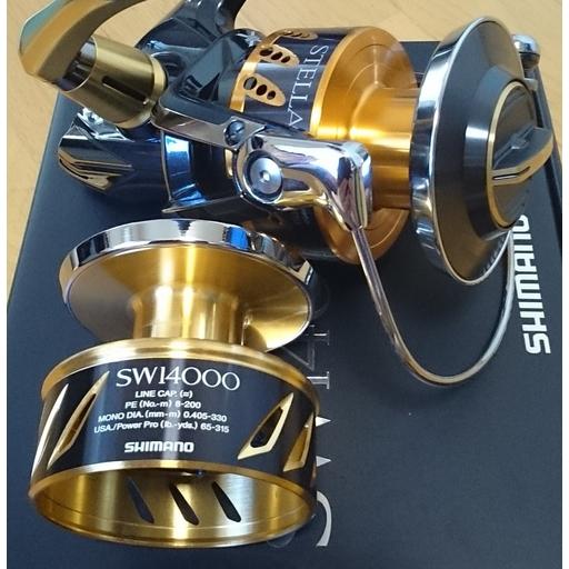 シマノ 14ステラSW 14000XG