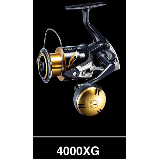 シマノ 20ステラSW 4000XG