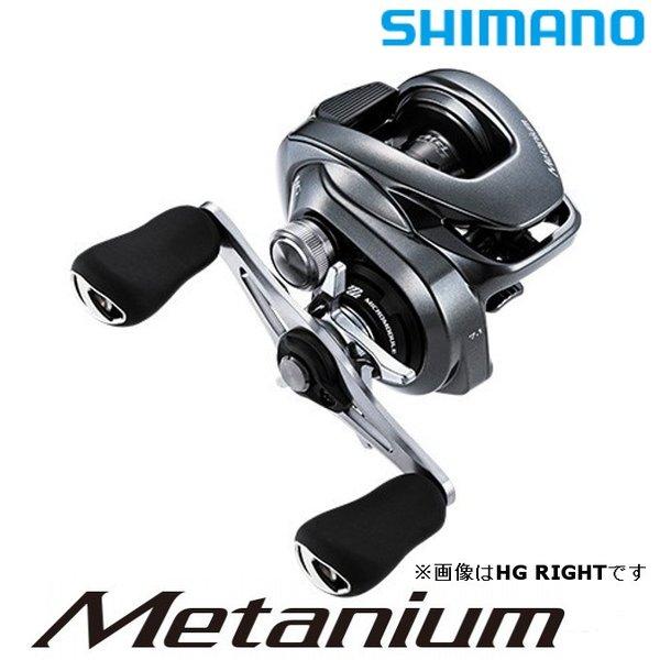 シマノ 16メタニウム HG RIGHT