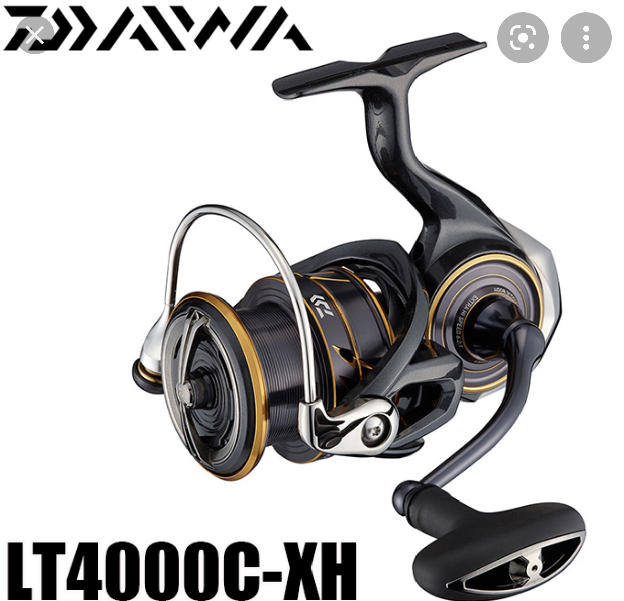 ダイワ 21カルディア LT-4000CXH