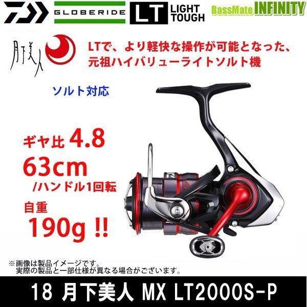 ダイワ 月下美人 MX / MX AJING LT1000S-P