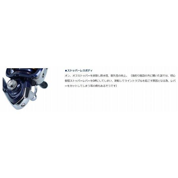 ダイワ クレスト LT3000-CXH 20クレスト