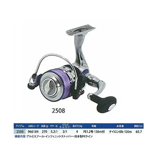 ダイワ スポーツライン HS V-MAX2508PE