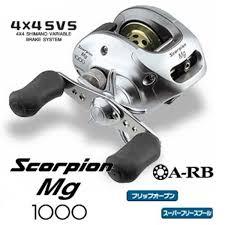 シマノ 04スコーピオン Mg 1000