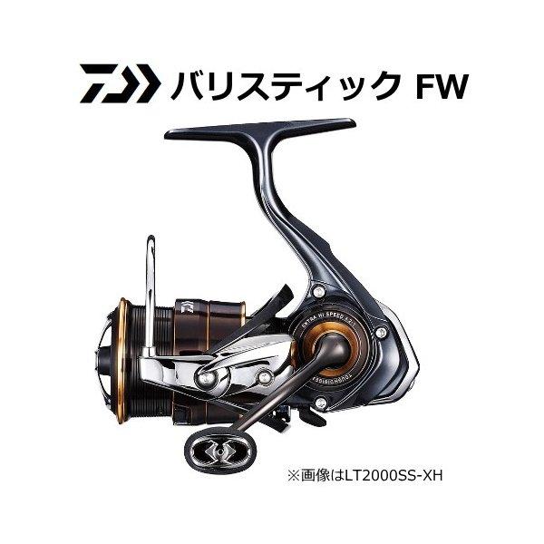 ダイワ 19 バリスティック LT2500S-CXH