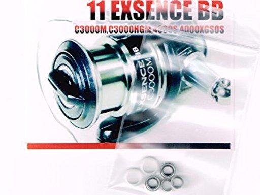 SHIMANO EXSENCE CI4+ ('12) C3000HGM