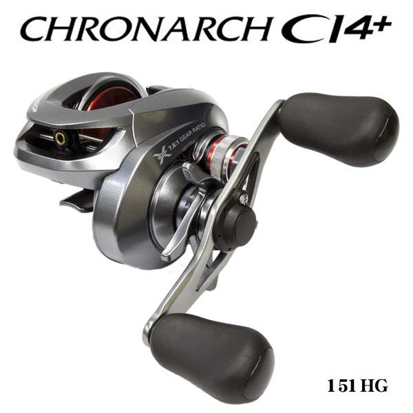 シマノ クロナークCI4+ 151HG