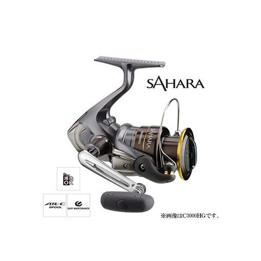 シマノ 14サハラ C3000SDH