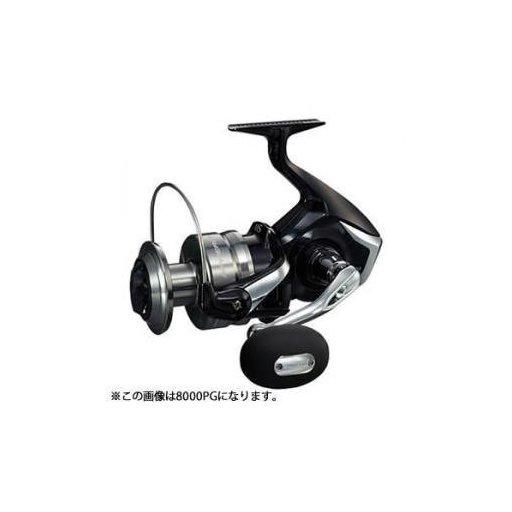 シマノ 14スフェロス SW 6000HG