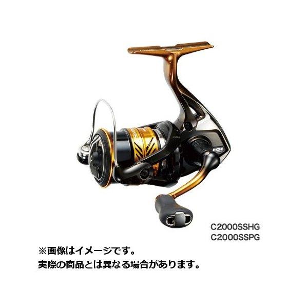 シマノ 18BB-X ハイパーフォース C4000DXG S LEFT