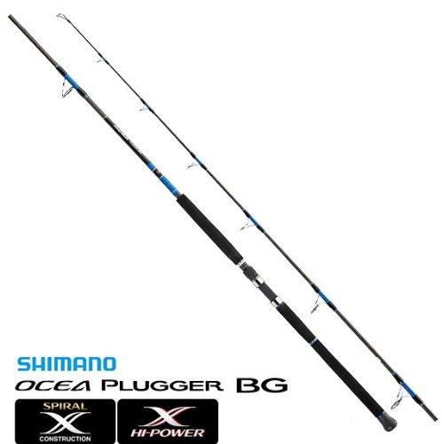 シマノ オシアプラッガーBG MONSTER DRIVE S86ML