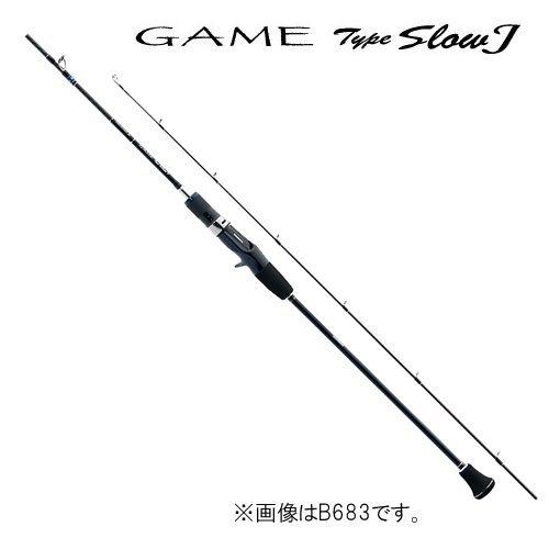 シマノ ゲーム タイプ スロー J B682