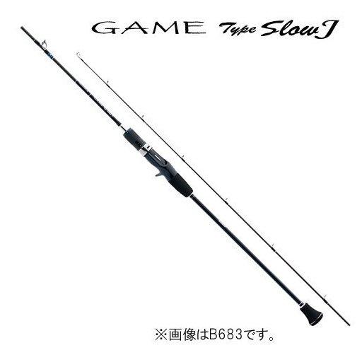 シマノ ゲーム タイプ スロー J B683