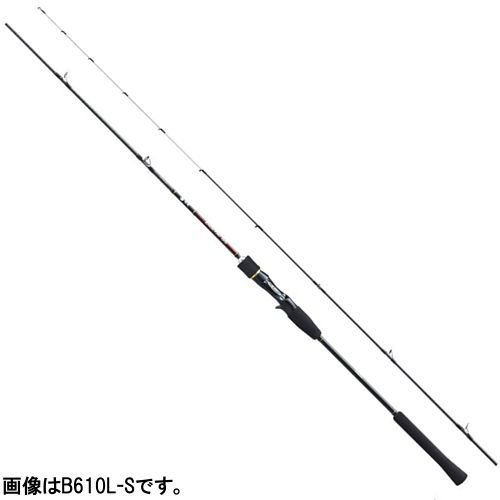 シマノ 炎月 SS B610ML-S