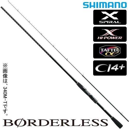 シマノ ボーダレス 300MLS-T