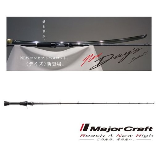 メジャークラフト 18デイズ DYC-69M