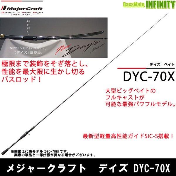 メジャークラフト 18デイズ DYC-70X