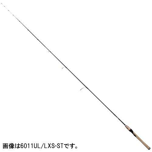 ダイワ ブラックレーベル+ 6011UL/LXS-ST